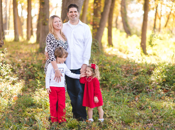 christmas family photos, columbia, sc | smiley