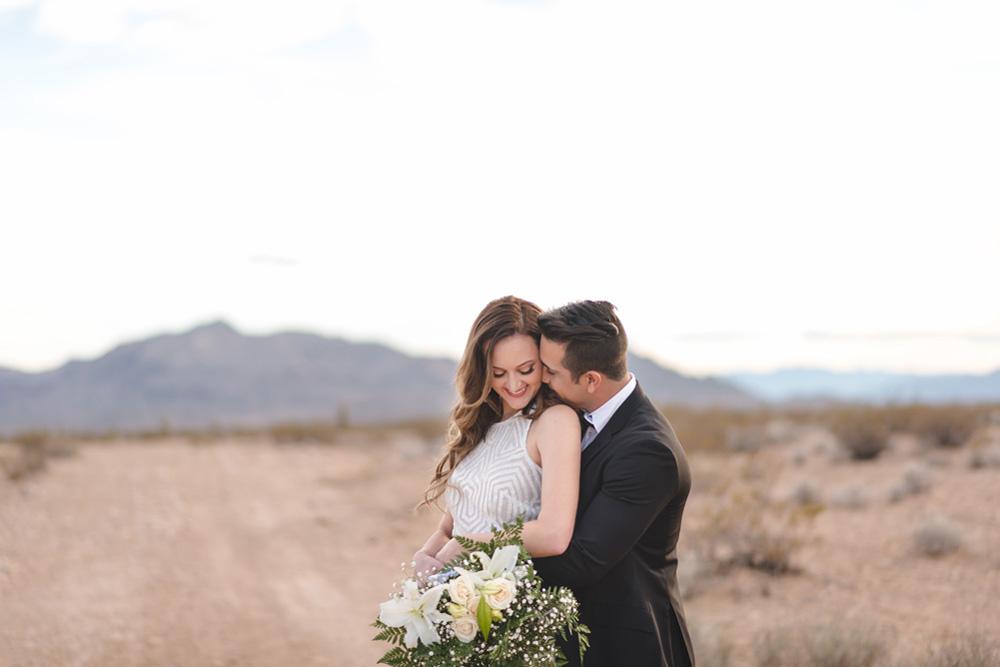 Las Vegas Wedding Photography The Neon Museum Steven Joseph