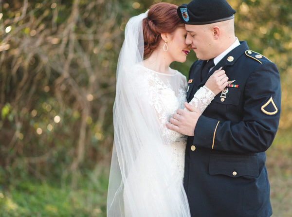 diy harry potter wedding at bride's family home | hinton
