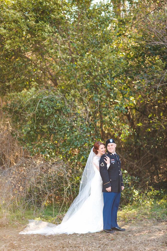 harry potter diy wedding army wedding 034