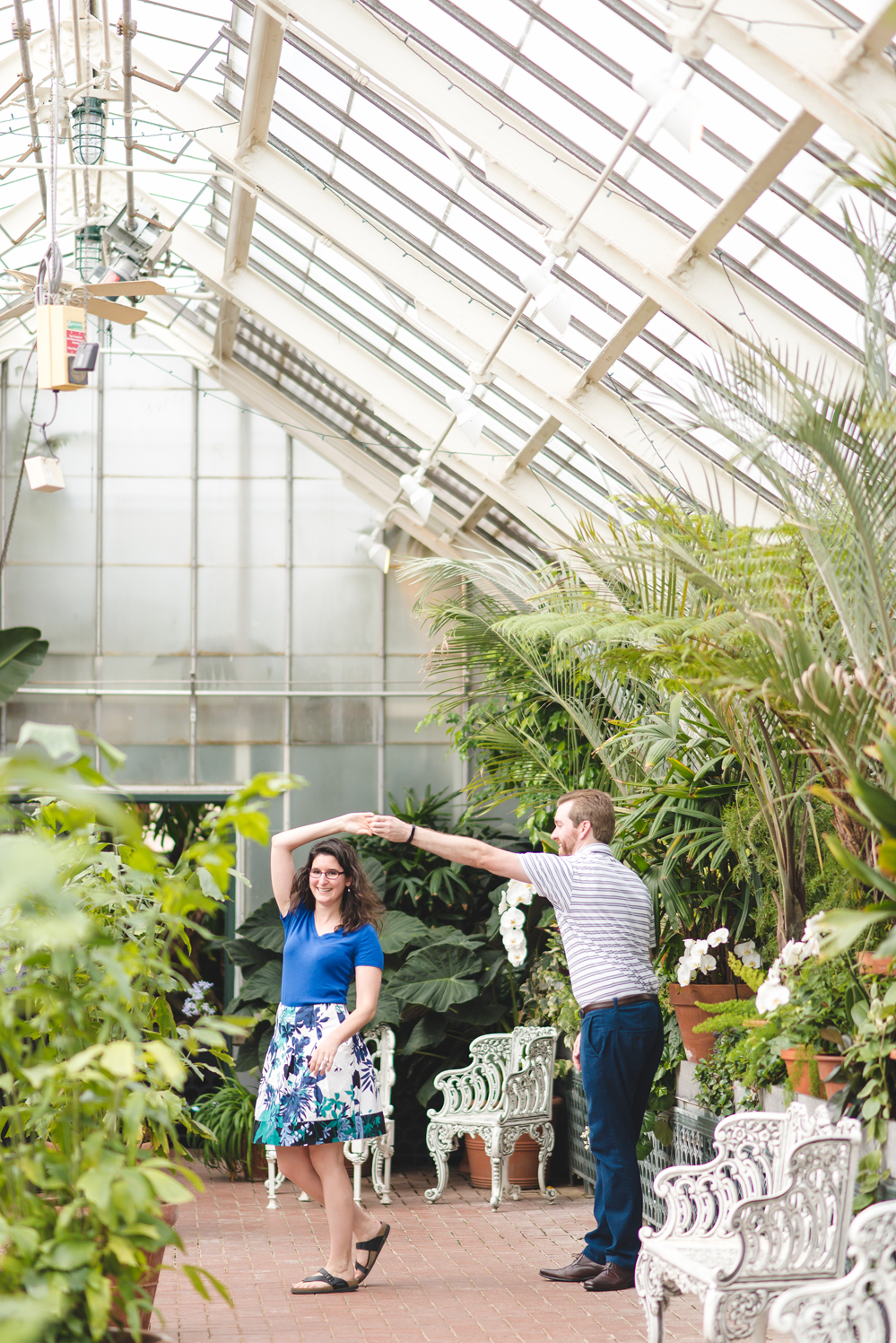 biltmore conservatory photo shoot