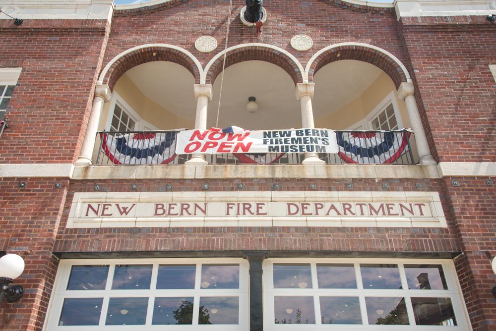 new bern firemen's museum