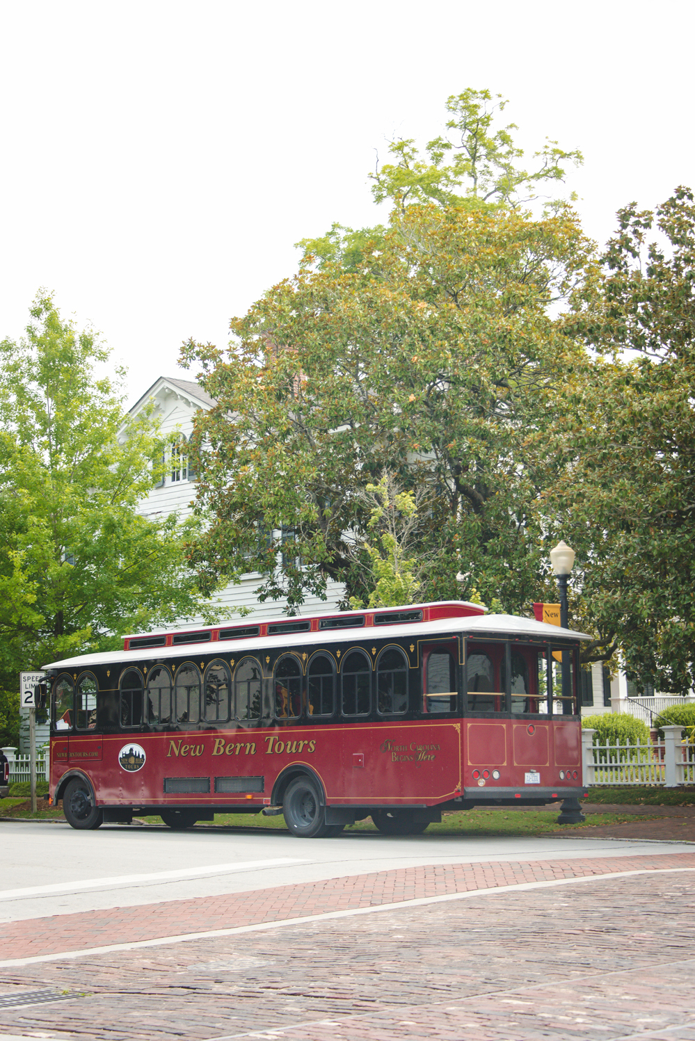 new bern trolley