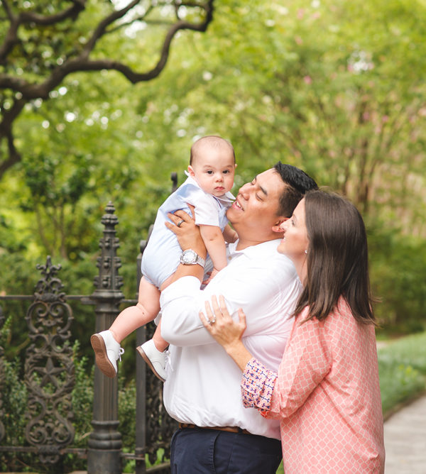 purple heart recipient family session at the governors mansion, columbia, sc | diaz