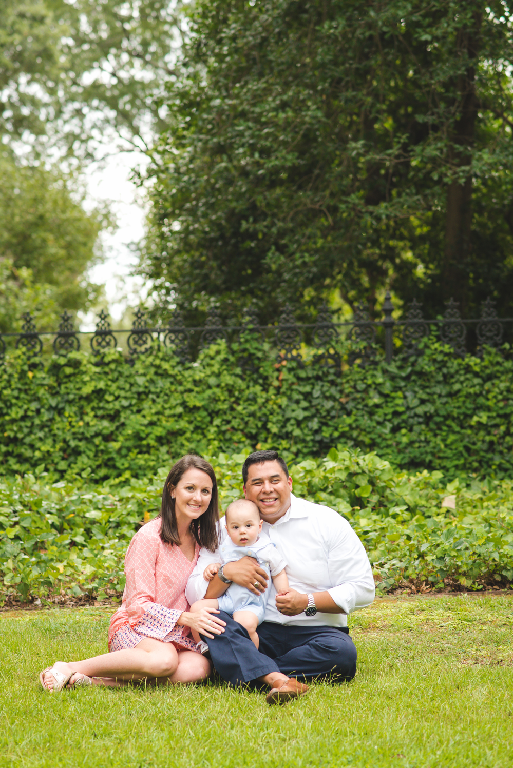 iraqi war survivor family session