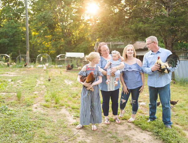 at home family session | laurens, sc | hillyard