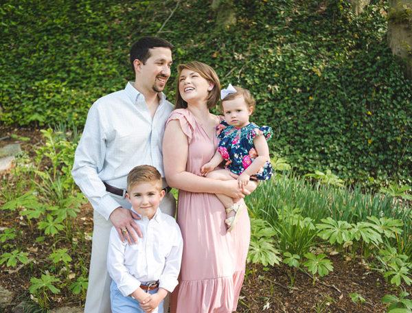 reedy falls park family session | greenville, sc | fernandez