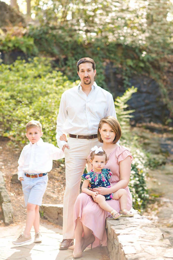 elegant greenville, sc family photographer