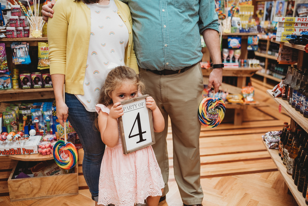 rainbow baby announcement with sibling