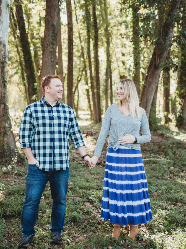columbia riverwalk pregnancy announcement | liuzzo