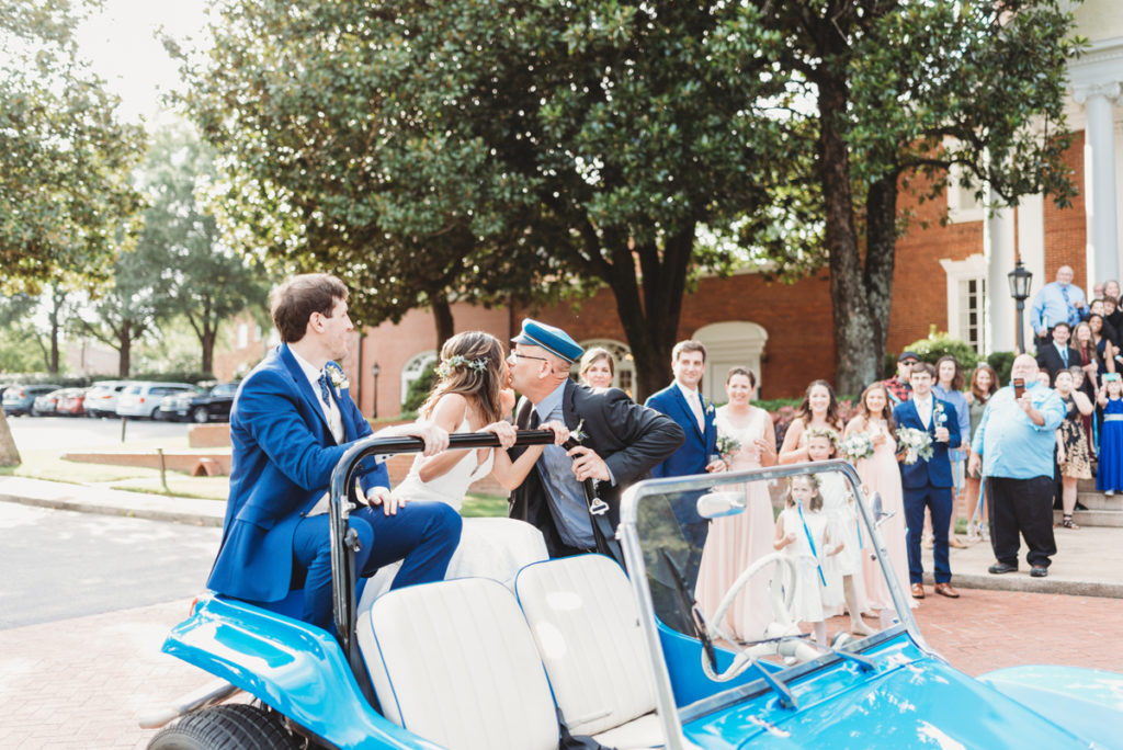 dunebuggy exit for wedding