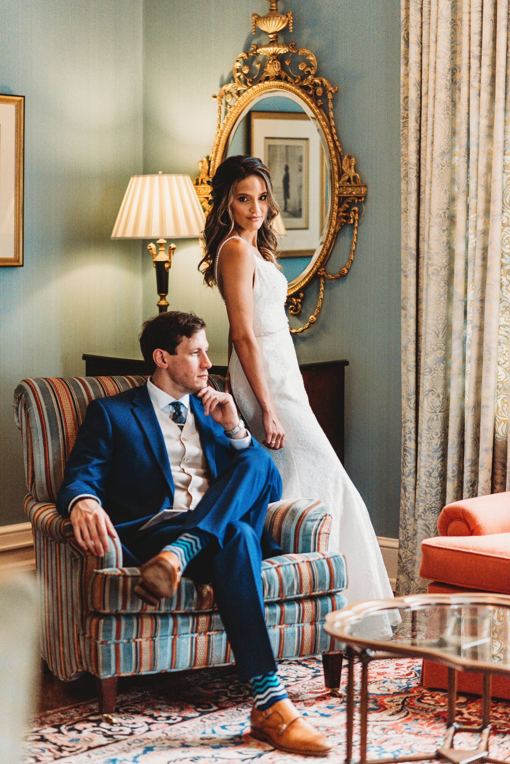 greenville sc bride poinsett club wedding