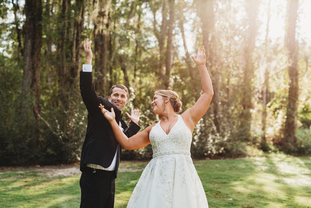 wwe wedding pose